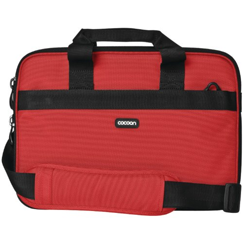 """Price comparison product image Cocoon CLB359RD Hell's Kitchen 13"""" Laptop Bag Includes Grid-IT! Accessory Organizer (Racing Red)"""