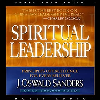 Spiritual Leadership audiobook cover art