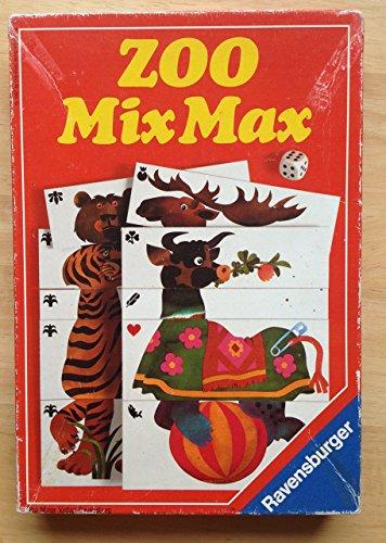 Ravensburger Zoo Mix Max 000050