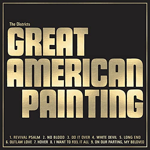 Album Art for Great American Painting by The Districts