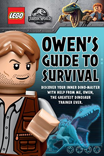 Owen47S Guide to Survival - Lego Jurassic World