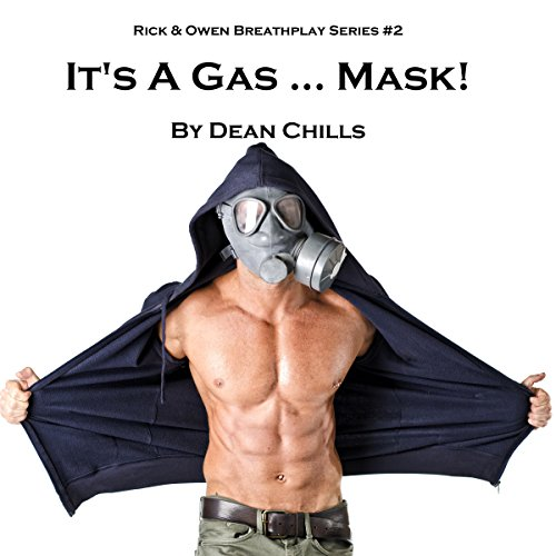 It's a Gas... Mask! cover art