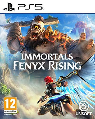 Immortals Fenyx Rising PS5