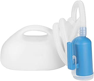SUPVOX 1000 ml unisexe bouteille durine portable urinoir pipi bouteilles voiture durgence toilettes pour hommes /âg/és femmes camping voiture de voyage