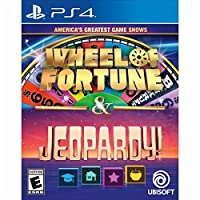 America's Greatest Game Shows Wheel of Fortune & Jeopardy! PlayStation 4 アメリカ最大のゲームは、運命と危険のホイールを示しています! プレイステーション4北米英語版 [並行輸入品]