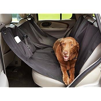 AmazonBasics Dog Pet Car Seat Cover