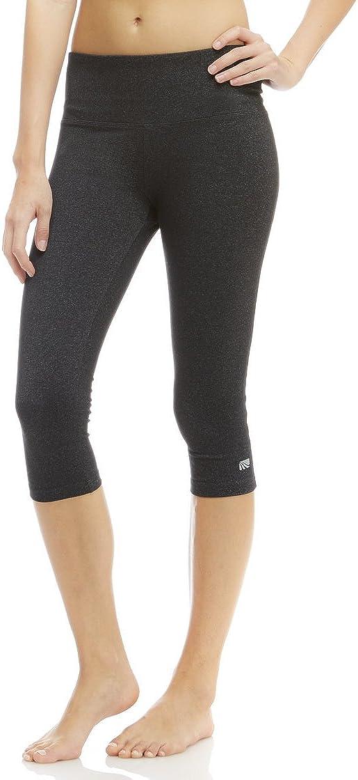 Safety and trust Marika Women's Brooke Free Shipping New High Rise Control Capri Legging Tummy