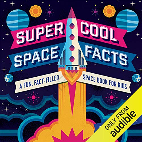 Super Cool Space Facts cover art