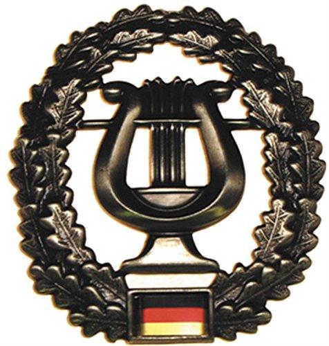 BW Barettabzeichen Bundeswehr, verschiedene Truppengattungen Einheitsgröße,Musikkorps