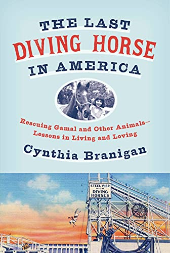 The Last Diving Horse in America: Rescuing Gamal and Other Animals--Lessons in Living and Loving