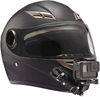 Mejor soporte para Gopro casco moto.