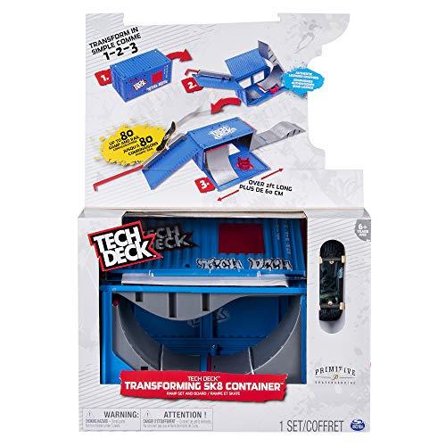 Tech Deck-61929877 Skate (Bizak 61929877)