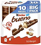 Ferrero - kinder bueno Big Pack 10 barras 215g