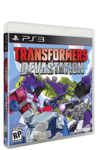 Activision Transformers Devastation