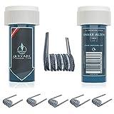 6x INNVAPE Premium Coils für Selbstwickelverdampfer RDTA RTA RDA (Snake Alien)