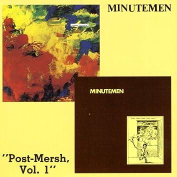 Post-Mersh, Vol. 1