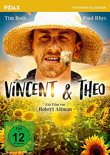 Vincent & Theo / Faszinierende Filmbiografie über die beiden Van-Gogh-Brüder (Pidax Historien-Klassiker)