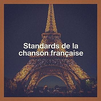 Standards de la chanson française