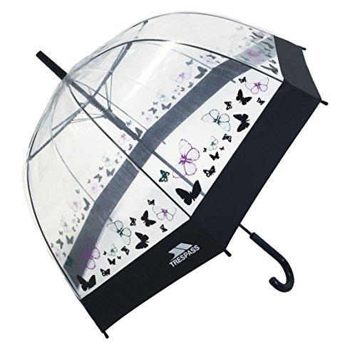 Paraguas Transparentes Adulto Marca Trespass