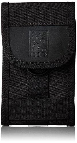 [クローム] PHONE POUCH (2019年モデル) フォーンポーチ 携帯ケース 携帯ポーチ BLACK/BLACK