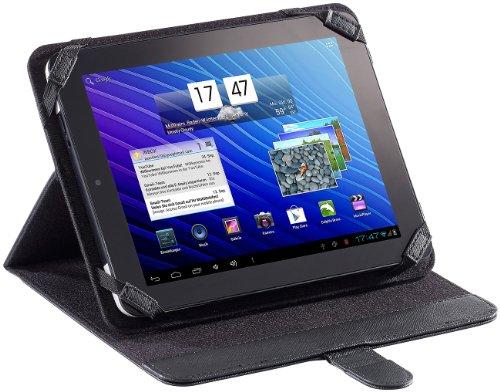 TOUCHLET Zubehör zu Tablet Schutztasche: Universal Schutzhülle mit Aufsteller für Tablet-PCs bis 15 x 20 cm (Tablet Schutzhülle 8 Zoll)