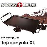 Swiss Luxx Low Wattage Teppanyaki Grill 1800W