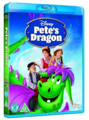 Pete's Dragon (1977) BD [Blu-ray] [Region Free]