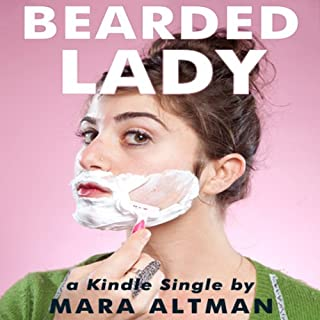Bearded Lady audiobook cover art