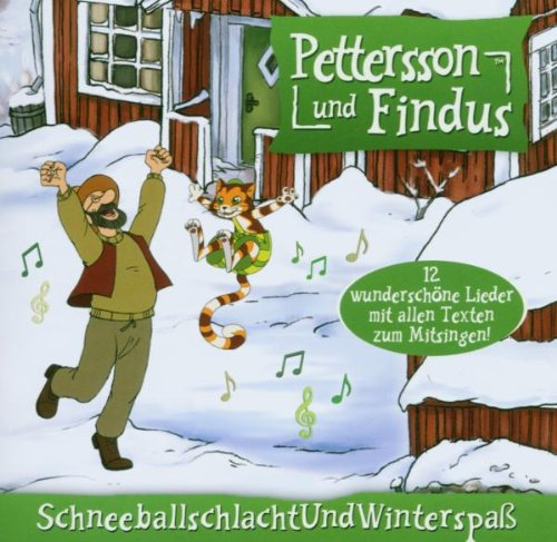Pettersson und Findus - Schneeballschlacht und Winterspaß