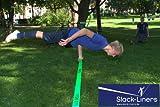 Slack-Liners Set, 15 m lang, 3,5 cm breit - 8