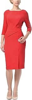 Womens Dress, 2 Red