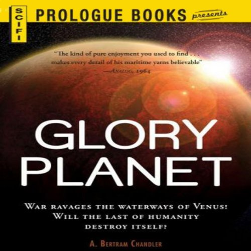 Glory Planet cover art