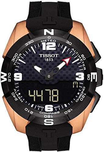 Tissot TISSOT T-Touch EXPERT SOLAR T091.420.47.207.04 Herrenchronograph Solarbetrieb