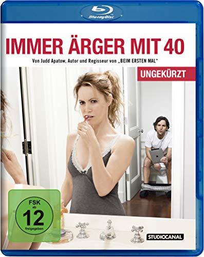 Immer Ärger mit 40 [Blu-ray]