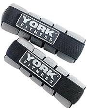 York - Pesi Mini da Mano, 2 x 0,5 kg