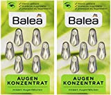 5 packs x 7 pcs I 35 applications I Balea Eye Firming Oil - Eye Concentrate in Capsules with Green Tea Extract, Evening Primrose Oil and Kalpariane/Germany