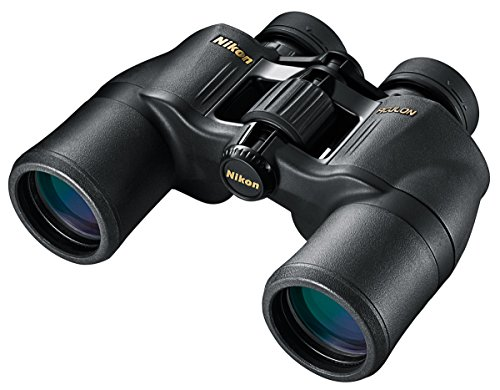 Nikon Aculon A211 10x42 Fernglas (10-fach, 42mm Frontlinsendurchmesser) schwarz