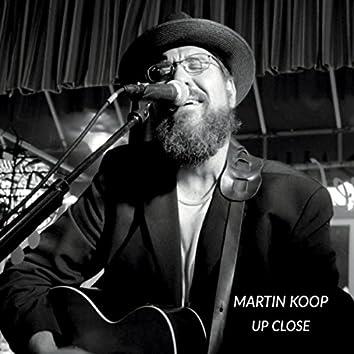 Martin Koop up Close