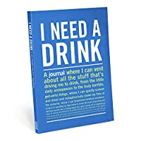 Knock Knock I Need a Drink Inner-truth Journal