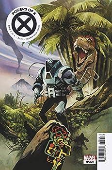 Comic POWERS OF X #5 1:10 INCENTIVE COPY HUDDLESTON VARIANT X-MEN comic Book