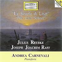 Reubke/Raff:la Scuola di Liszt