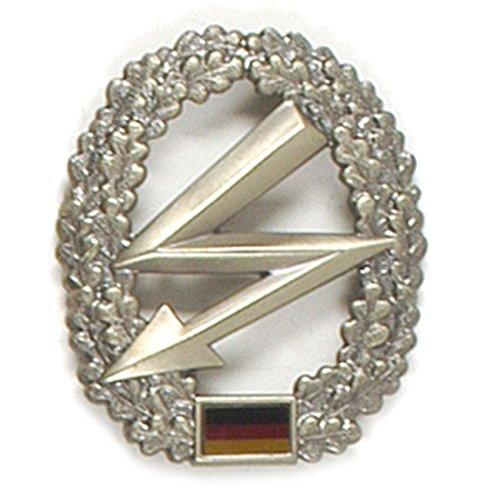 A.Blöchl Bundeswehr BW Barettabzeichen (Fernmeldetruppe)