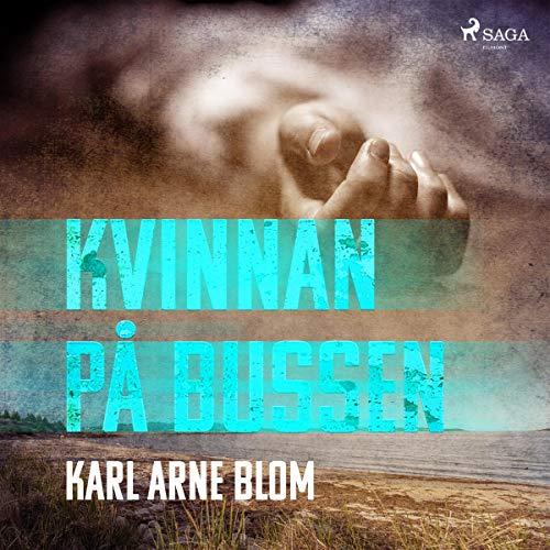 Kvinnan på bussen audiobook cover art