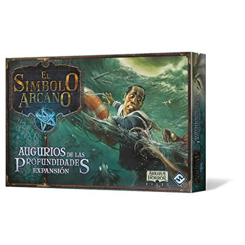 Fantasy Flight Games-El simbolo arcano: Augurios de Las Profundidades-Español, Multicolor (FFSL19)
