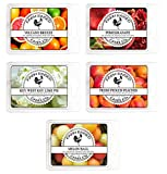 Best Wax Melts - Farm Raised Candles - Fruity Citrus 5 Pack Review