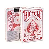 Bicycle Cyclist Red Poker Playing Cards [並行輸入品]