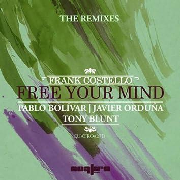 Frank Costello the Remixes EP