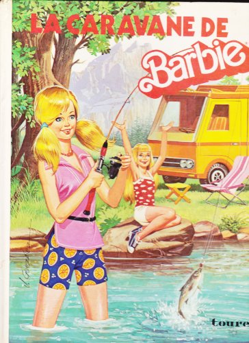 La caravane de Barbie