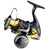 Shimano Stella SW STL5000SWBPG Spinning Fishing Reel, Gear Ratio: 4.6:1