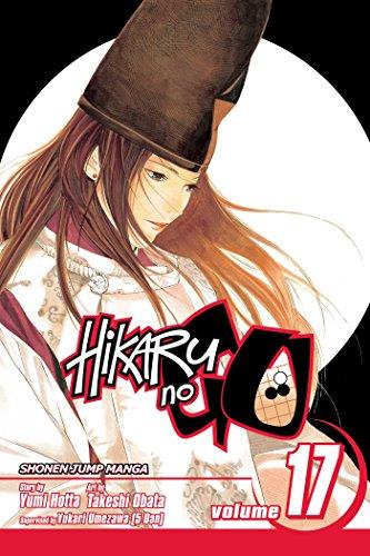 HIKARU NO GO GN VOL 17
